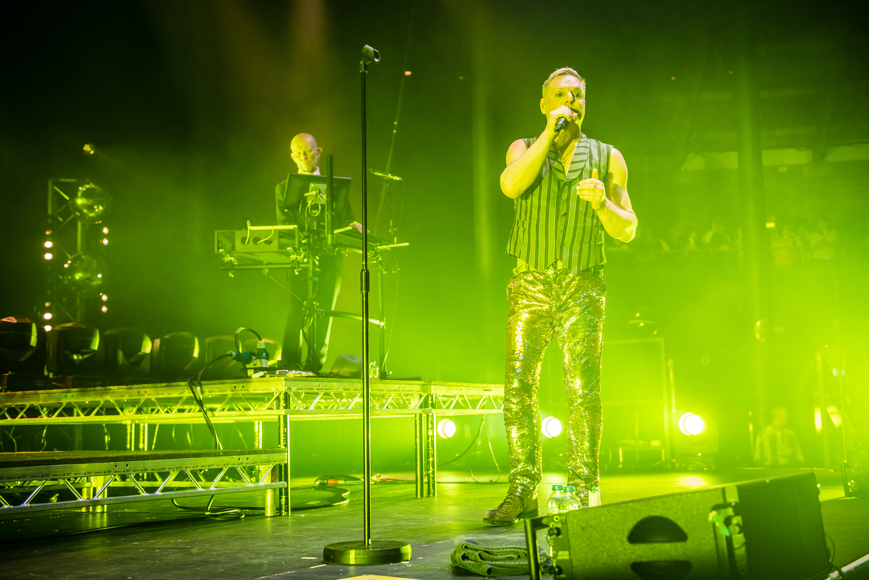 Going above and Beyond an Interview with Andy Bell of Erasure