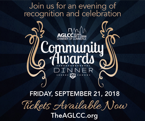 2018 AGLCC AWARDS DINNER